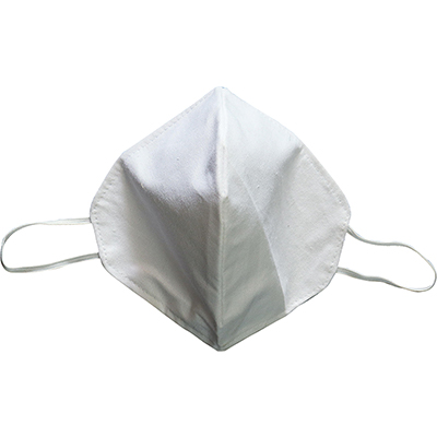 Cone Mask White - Pack of 4
