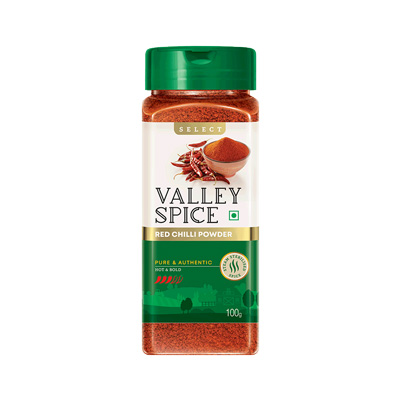 Red Chilli Powder (Hot and Bold) 100g