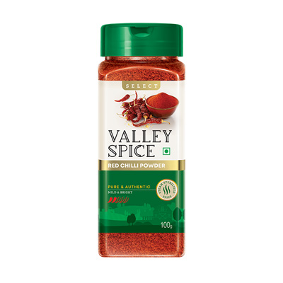 Red Chilli Powder (Mild and Bright) 100g