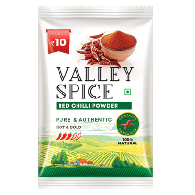 Red Chilli Powder (Hot and Bold) 30g