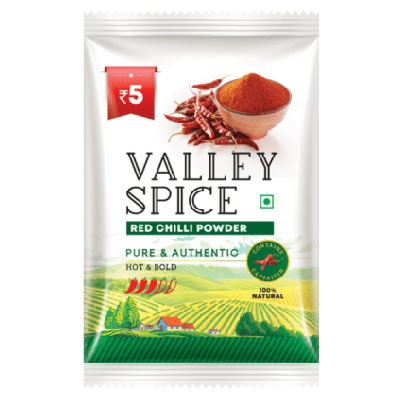 Red Chilli Powder (Hot and Bold) 14g