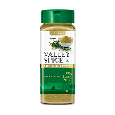 Green Chilli Powder 100g