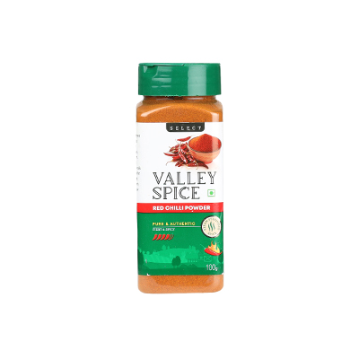 Red Chilli Powder (Fiery & Spicy) 100g